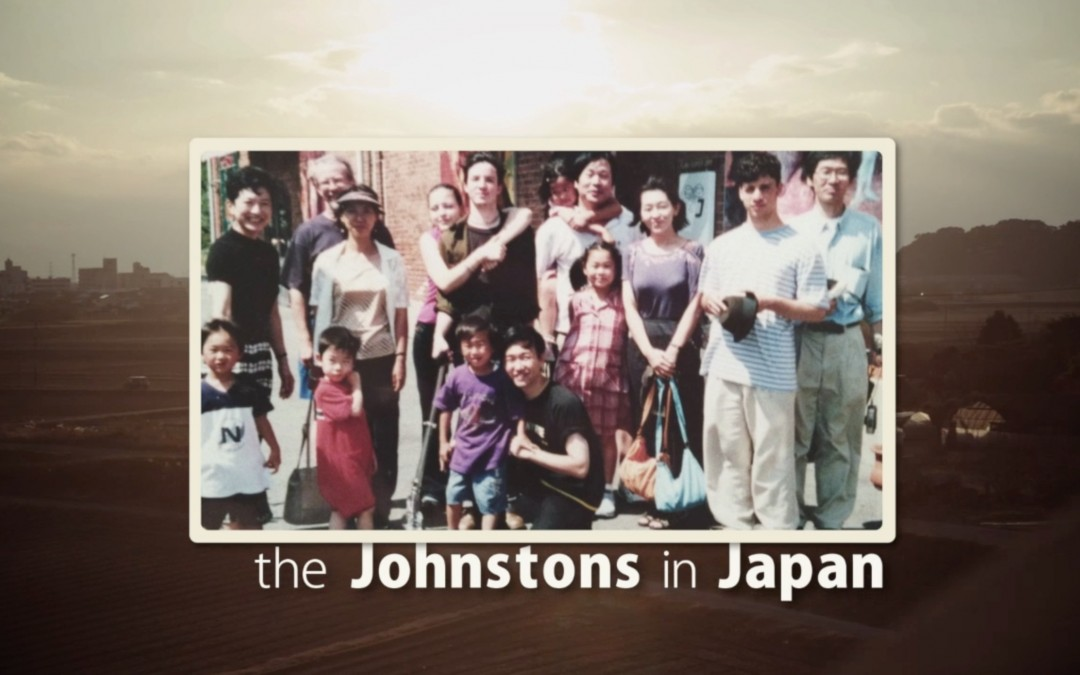 Johnstons in Japan