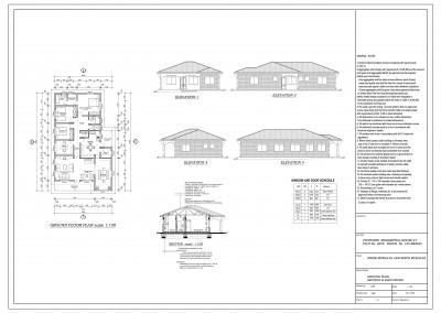 Kira House plan