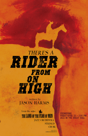 There's-a-rider-from-on-high-artwork-11x17
